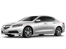 Acura TLX 2014 model