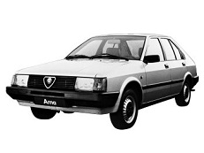 Alfa Romeo Arna 1983 model