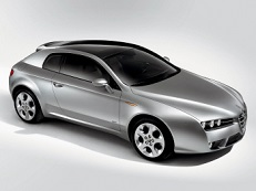 Alfa Romeo Brera 2005 model