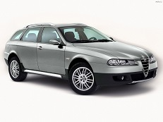 Alfa Romeo Crosswagon Q4 2004 model