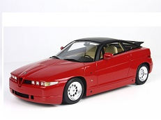 Alfa Romeo SZ 1988 model