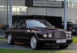 Bentley Arnage 1998 model