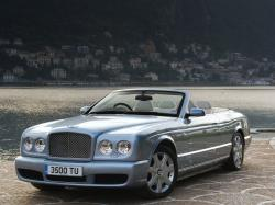 Bentley Azure 1995 model