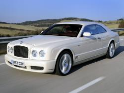 Bentley Brooklands 2008 model