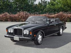 Bentley Continental 1991 model