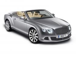 Bentley Continental GTC 2006 model