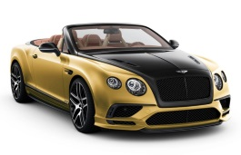 Bentley Continental Supersports 2009 model