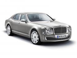 Bentley Mulsanne 2009 model