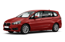 BMW 2 Series Gran Tourer 2015 model