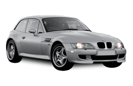 BMW M Coupe 1997 model