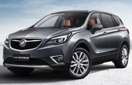 Buick Envision 2014 model