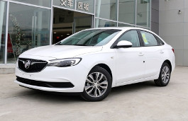 Buick Excelle GT 2010 model