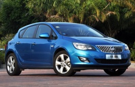 Buick Excelle XT 2010 model
