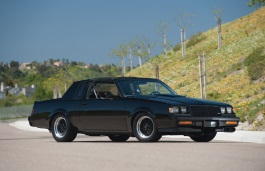 Buick Grand National 1981 model