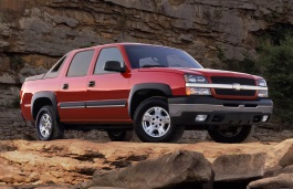 Chevrolet Avalanche 1500 2002 model