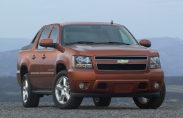 Chevrolet Avalanche 2007 model