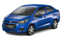 Chevrolet Beat NB 2018 model
