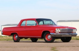Chevrolet Biscayne 1958 model