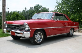 Chevrolet Chevy II 1962 model