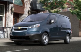 Chevrolet City Express 2015 model