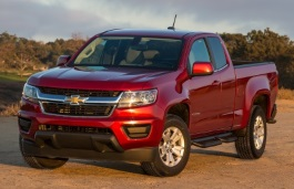 Chevrolet Colorado 2004 model