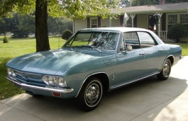 Chevrolet Corvair 1960 model