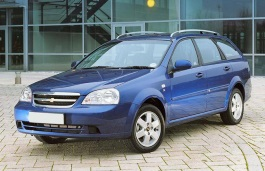 Chevrolet Lacetti 2003 model
