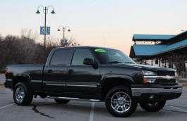 Chevrolet Silverado 1500 HD Classic 2007 model