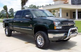 Chevrolet Silverado 2500 HD Classic 2007 model