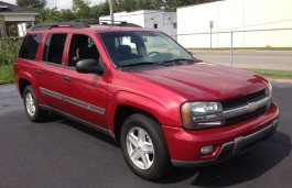 Chevrolet TrailBlazer EXT 2002 model