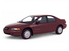 Chrysler Cirrus 1995 model