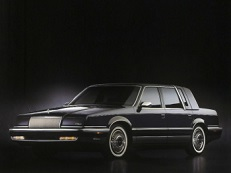 Chrysler Fifth Avenue 1984 model