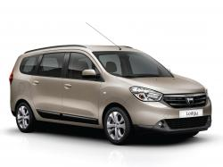 Dacia Lodgy 2012 model