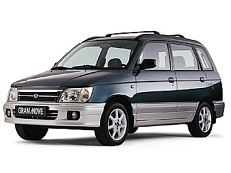 Daihatsu Gran Move 1996 model