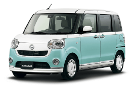 Daihatsu Move Canbus 2016 model