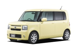 Daihatsu Move Conte 2008 model
