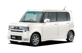 Daihatsu Move Conte Custom 2008 model