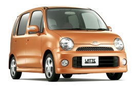 Daihatsu Move Latte 2004 model