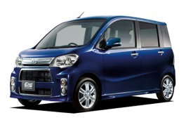 Daihatsu Tanto Exe Custom 2009 model