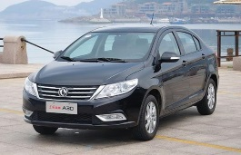 Dongfeng A30 2014 model