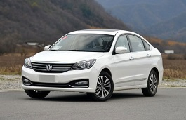 Dongfeng A60 2012 model
