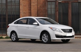 Dongfeng Joyear S50 2014 model