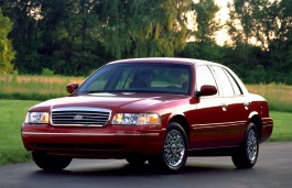 Ford Crown Victoria 1992 model