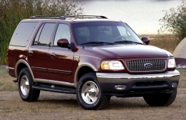 Ford Expedition 1996 model
