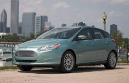 Ford Focus Electric 2012 model