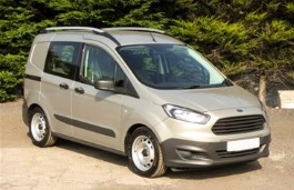 Ford Transit Courier 2014 model
