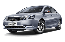 Geely Emgrand 7 2016 model