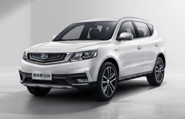 Geely Vision SUV 2016 model