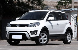 Great Wall M4 2012 model