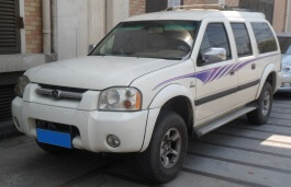 Great Wall Sing 2004 model